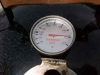 WSM at high baking temp