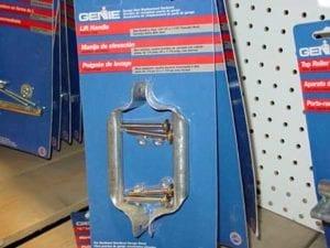 Genie garage door replacement lift handle package