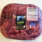 7.66 lb USDA Choice CAB top sirloin roast