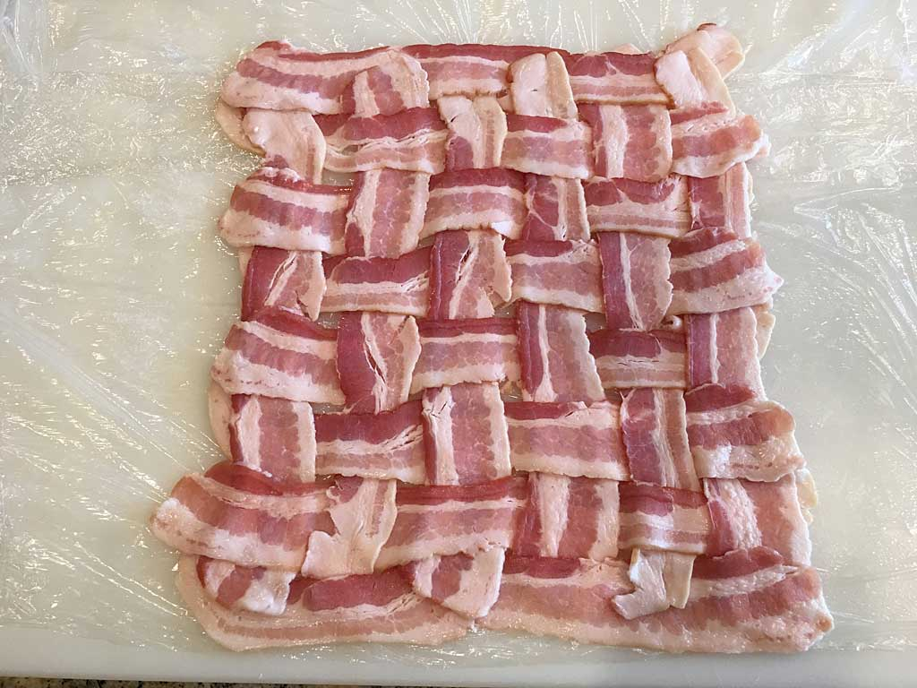 The bacon weave
