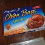Reynolds Oven Bags For Turkey box