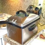 Waring deep fryer