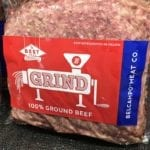 Belcampo Meat Co 80/20 ground beef