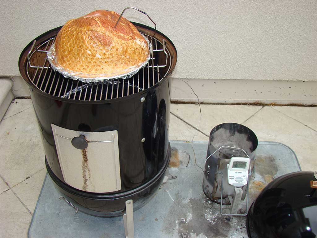 Ham goes into the WSM