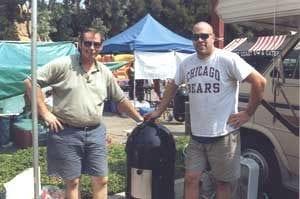 Steve Clark & Jay Diener