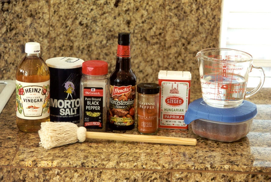 Southern Sop ingredients
