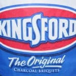 Kingsford label