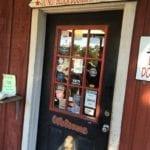 Front door at Snow's BBQ