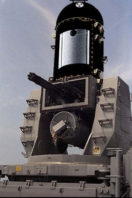 MK 15 Phalanx Close-In Weapons System