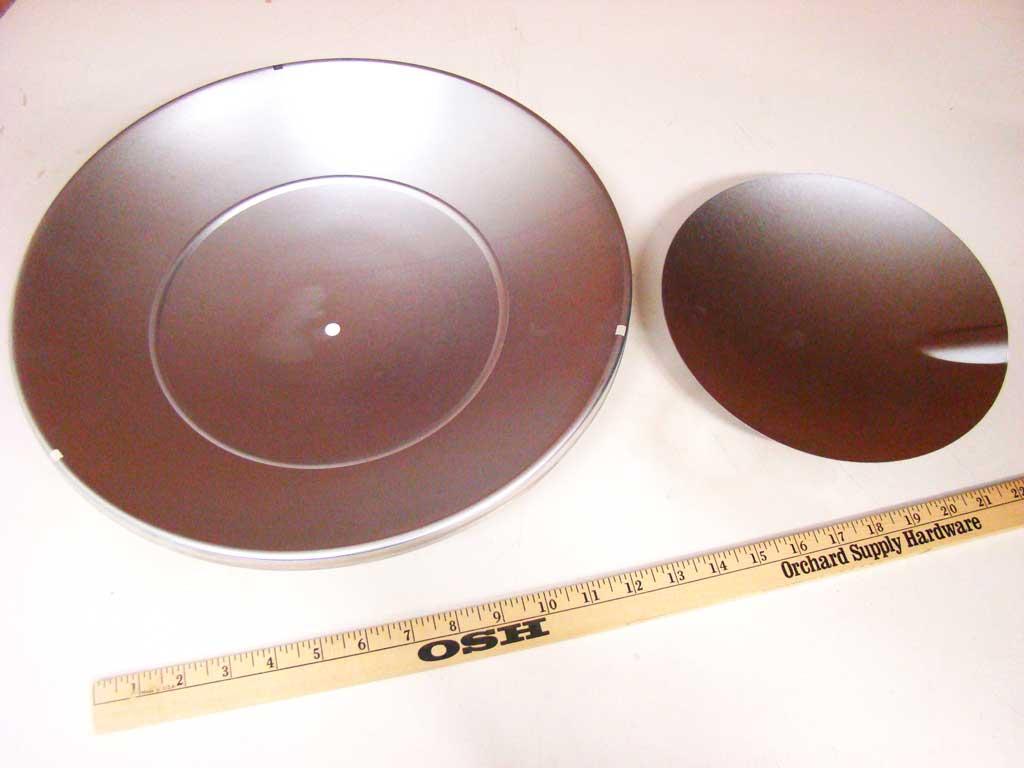 Heat shield comparison