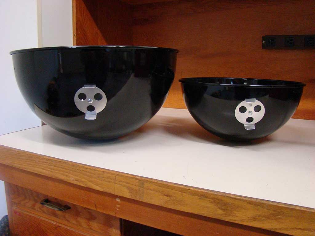 Charcoal bowl comparison