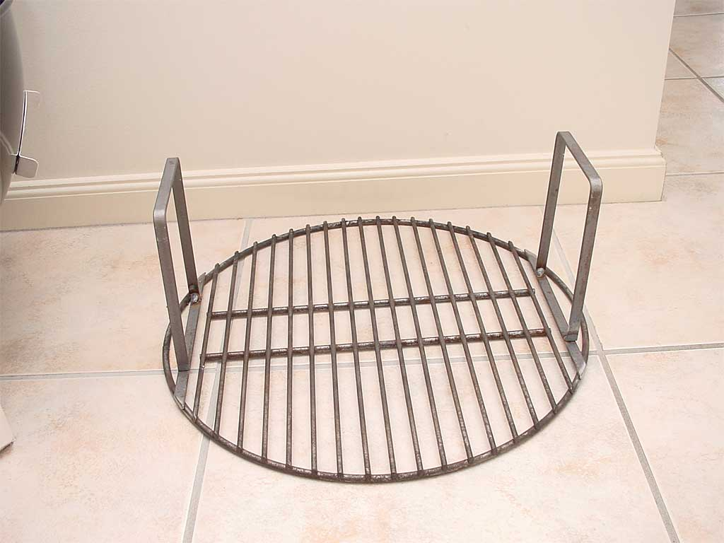 3-in-1 charcoal grate by Sean Flanagan