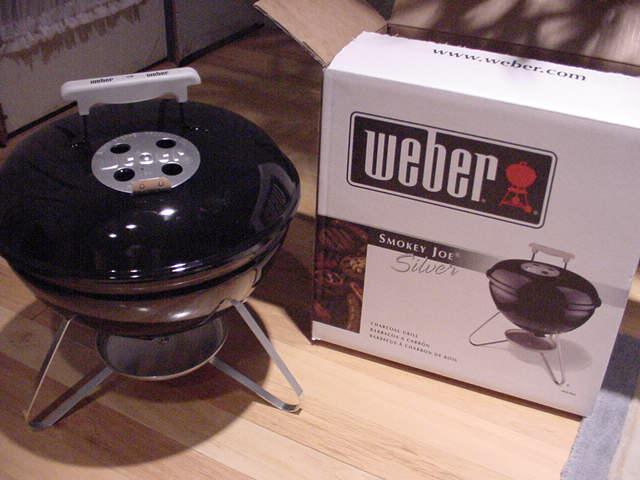 Weber Smokey Joe (WSJ)