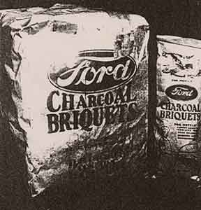 Ford Charcoal Briquets