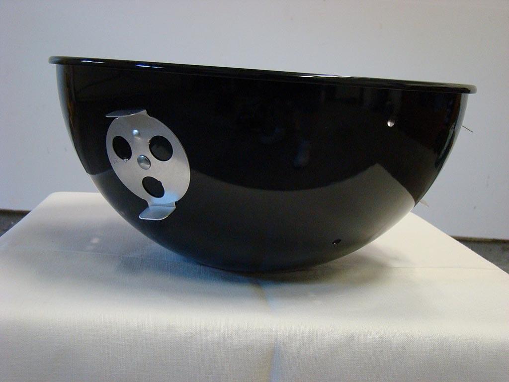 Charcoal bowl