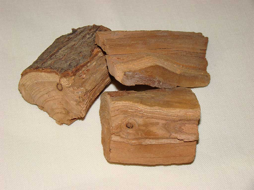Apple smoke wood chunks