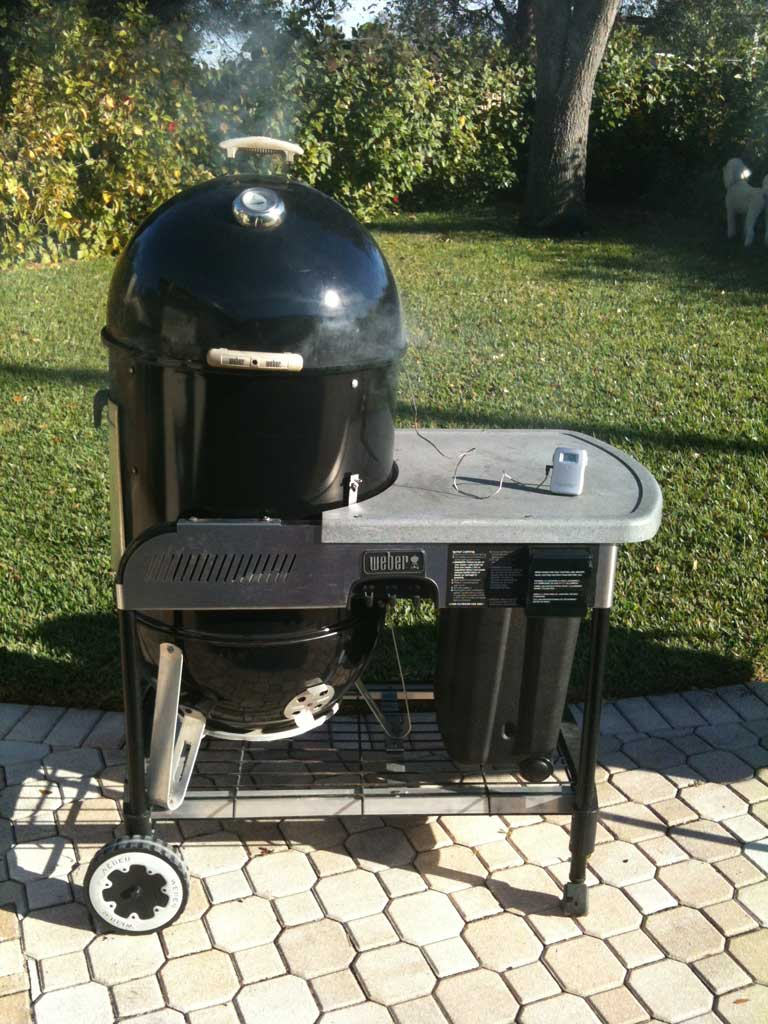 Wsm On Wheels Platforms Casters Wheels Rolling Carts The Virtual Weber Bullet,Concrete Floors In Kitchen