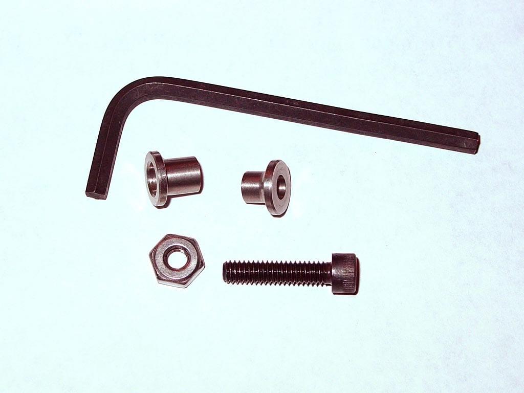 Eyelet kit parts and tools