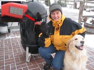 Kim & Lucy The Dog, Wisconsin