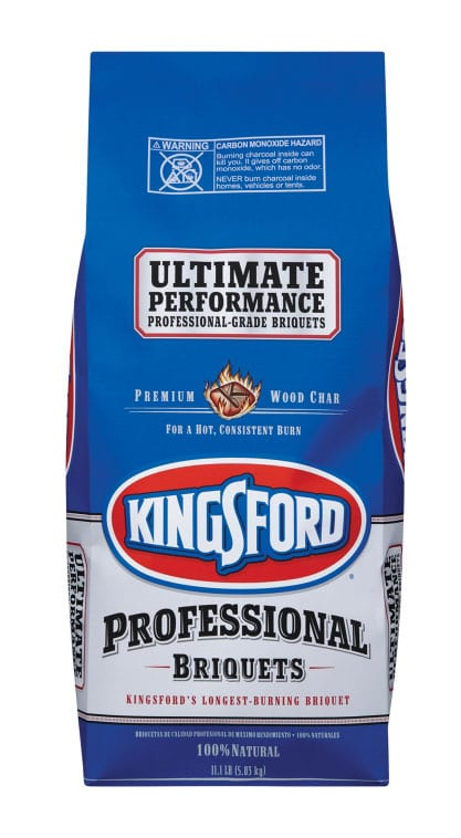 Kingsford Professional Briquets bag