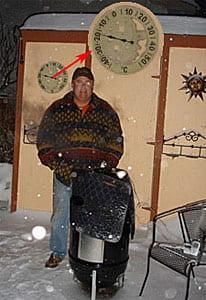 Paul McKeen, Winnepeg, Manitoba, Canada