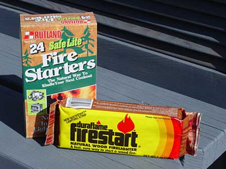 Sawdust starters