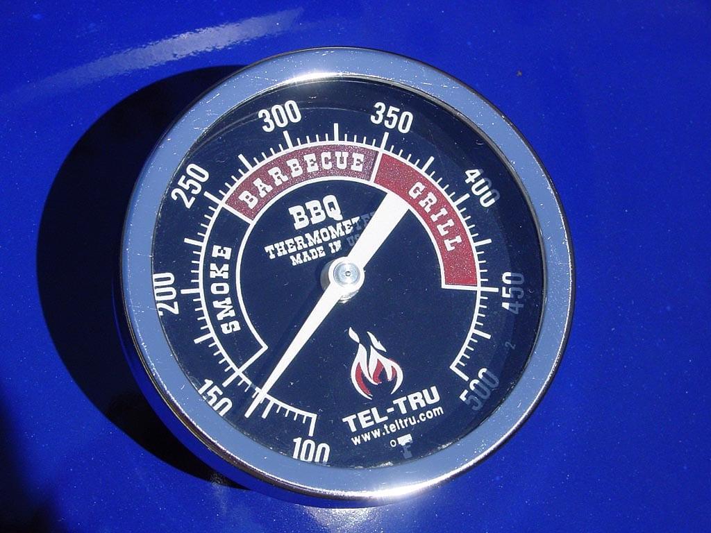 Tel-Tru BQ300 bi-metal thermometer