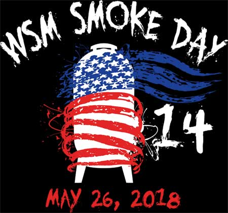 WSM Smoke Day 14, May 26 2018