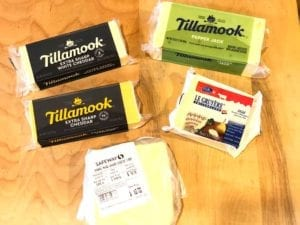 Cheeses for cold smoking