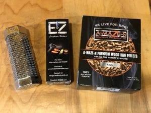 EZ Pellet Tube and A-Maze-N pellets