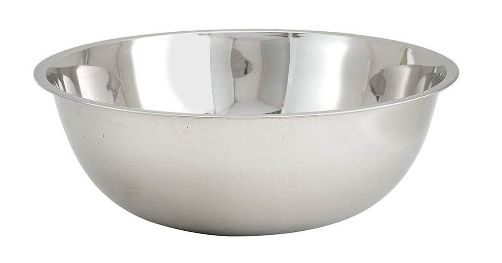Winco MXB-1300Q Stainless Steel Mixing Bowl