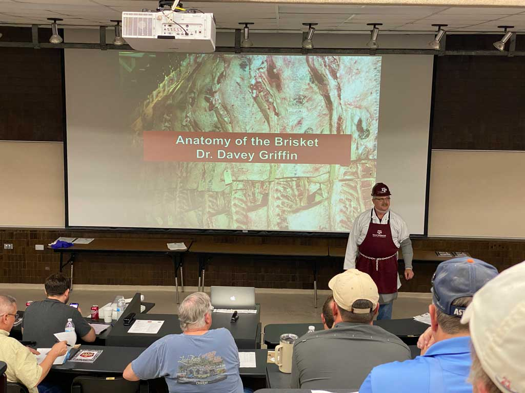Anatomy of a Brisket with Dr. Davey Griffin