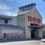 H-E-B supermarket in Bryan, TX