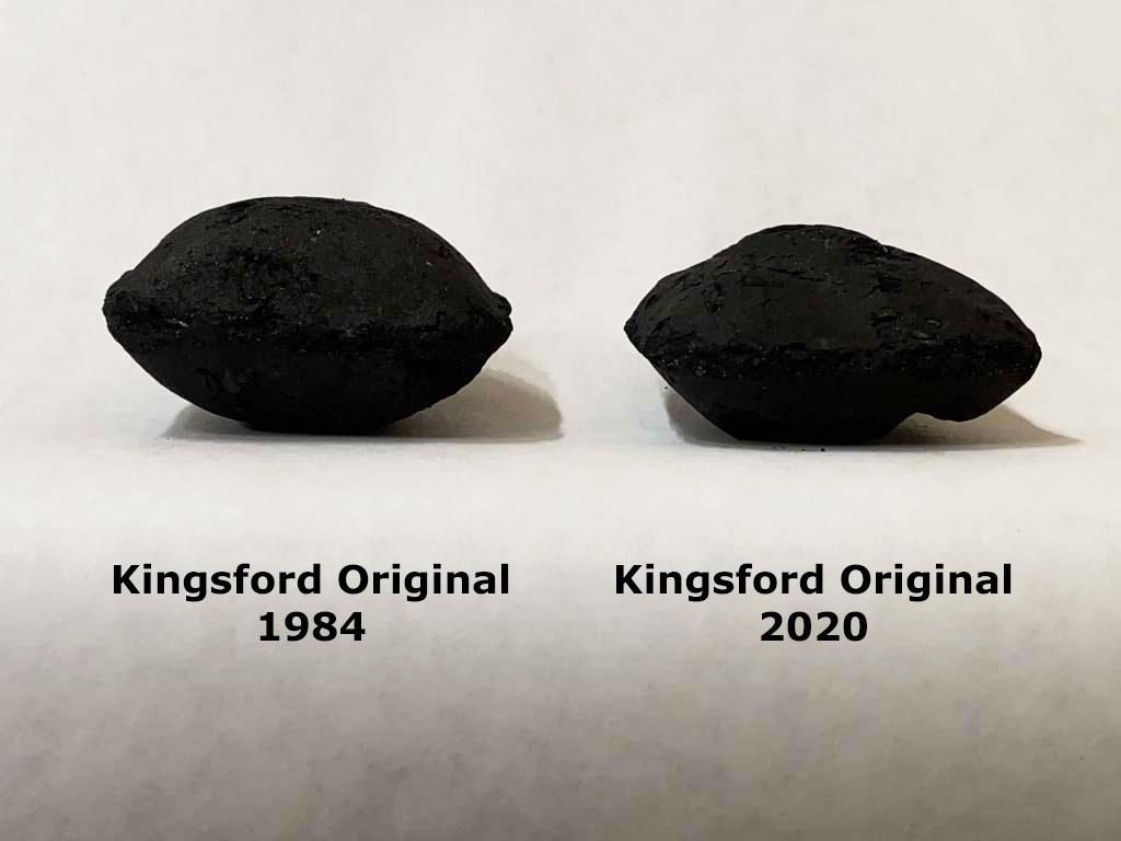 Profile view of 1984 Kingsford Original, 2020 Kingsford Original