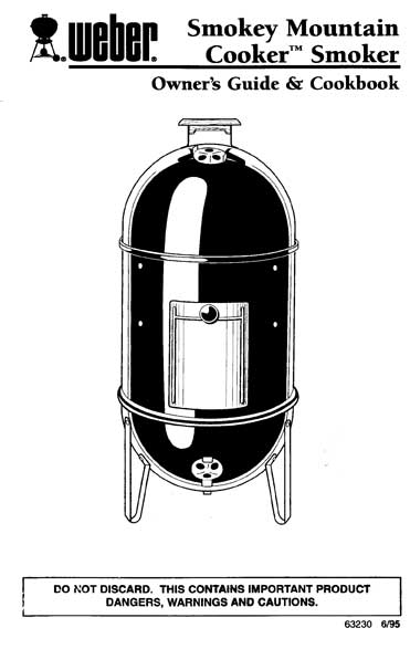 WSM owner's manual example