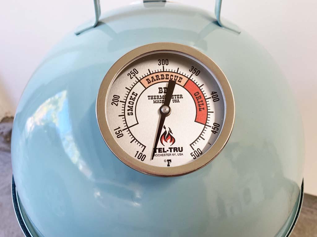 Tel-Tru BQ300 industrial thermometer
