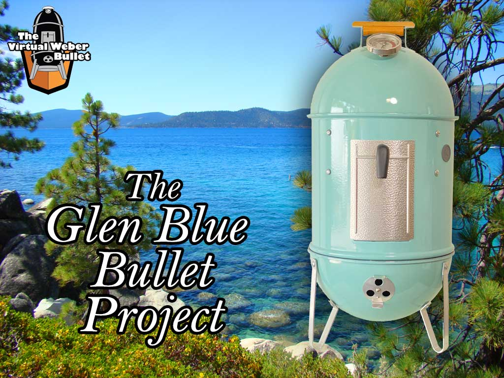 The Glen Blue Bullet Project